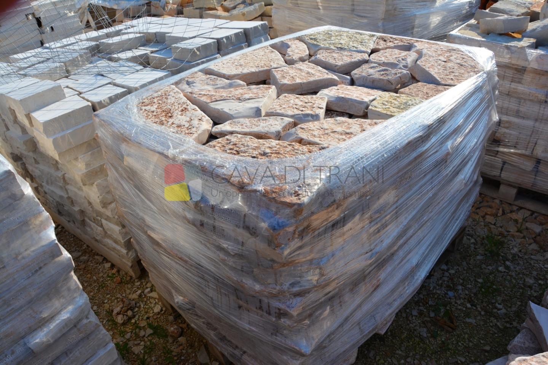 Scorza anticata in Pietra Albanese