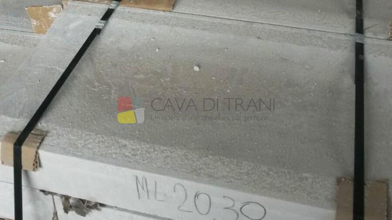 Cunette classiche in Pietra di Trani
